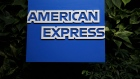 Signage is displayed inside the American Express Co. Centurion Lounge during a media preview event at Los Angeles International Airport (LAX) in Los Angeles, California, U.S., on Thursday, March 5, 2020. AmEx has told shareholders that spending on membership services, which includes its lounge collection, will be its fastest-growing expense this year—cost decisions that came prior to the current crimp on global travel due to coronavirus. Photographer: Patrick T. Fallon/Bloomberg