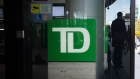 Signage is displayed outside a Toronto-Dominion (TD) Canada Trust bank branch in Vancouver, British Columbia, Canada, on Thursday, Aug. 30, 2018. Toronto-Dominion Bank posted a record quarter in the U.S., thanks to Americans who took out more loans and turned to the discount broker services of a bulked-up TD Ameritrade. Photographer: Darryl Dyck/Bloomberg