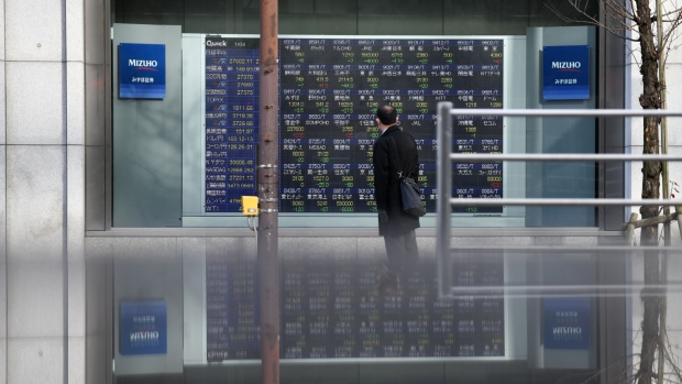 U.S. stocks slump as yields surge on reflation bet