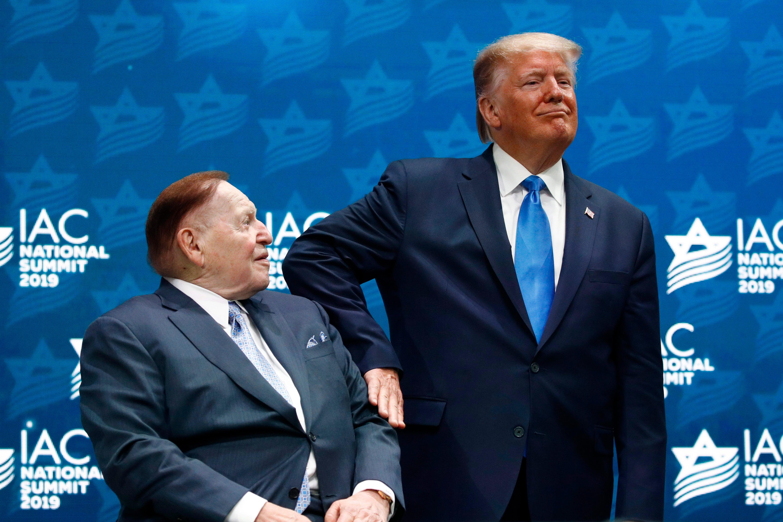 Sheldon Adelson, Sands casino mogul and top Trump financier, dies at 87 - BNN Bloomberg