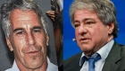 Jeffrey Epstein and Leon Black Photographer: Stephanie Keith and Patrick T. Fallon/Bloomberg/Getty Images