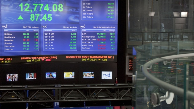 We're #34! Pot stocks, energy sector lead TSX in Q1  image
