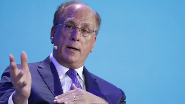 Larry Fink Photographer: Justin Chin/Bloomberg