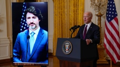Trudeau and Biden