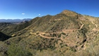 MARKET ONE - Cerro Caliche is a group of concessions which contain eight historic gold mining sites.