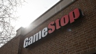 Signage is displayed at a GameStop Corp. store in Peru, Illinois, U.S., on Monday, April 1, 2019. GameStop is scheduled to release earnings figures on April 2.