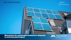 Sustainable investing in the spotlight for investors