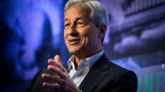 Jamie Dimon, chairman and chief executive officer of JPMorgan Chase & Co. Photographer: Misha Friedman/Bloomberg