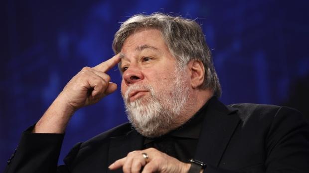 Apple Co-Founder Steve Wozniak Can't Sue YouTube Over Bitcoin Scam -  BNN Bloomberg
