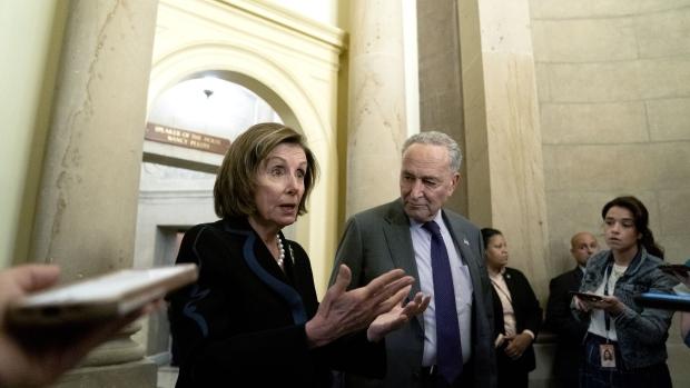 Biden, senators get US$579B bipartisan infrastructure deal