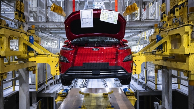 Hyundai has biggest profit in seven years, warns about chips - BNN Bloomberg