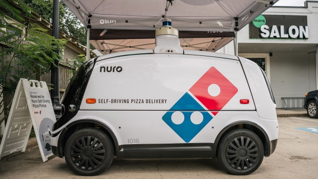Nuro to Build a Robot-Car Factory in Nevada - BNN Bloomberg