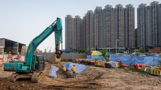 Sun Hung Kai Disputes Report China Pressing Hong Kong Developers