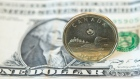 The Canadian dollar or loonie is under pressure amid weak