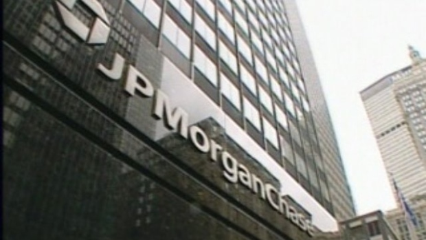 JPMorgan earnings drop but beat estimates on loan growth, higher deposits