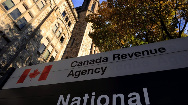 The Canada Revenue Agency headquarters in Ottawa. CRA