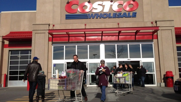 Costco same-store sales crush estimates