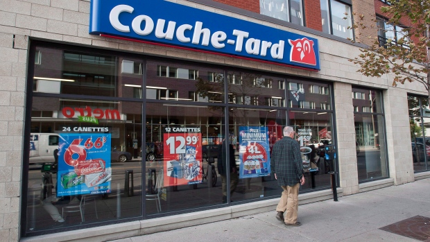 Couche-Tard 'excited,' but being careful around flavoured