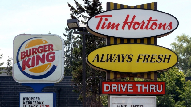 Tim Hortons parent company RBI wants to have 40,000 restaurants worldwide