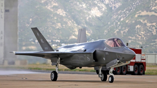 240de2ce804f6 With Boeing out, Lockheed Martin becomes fighter jet frontrunner for Ottawa