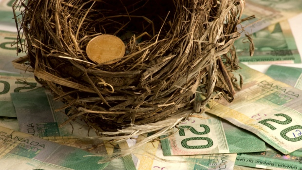Nearly half of working-age Canadians not saving enough for