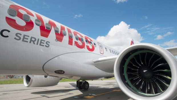 Swiss grounds fleet of 29 Airbus A220 for engine checks