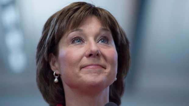 Premier Christy Clark's approval rating spikes after ...