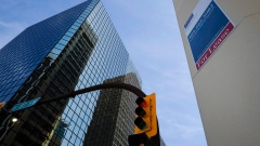 Office space available in downtown Calgary, Alta.