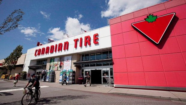 Canadian Tire ready for 'whoever comes at us' amid e-commerce push: CFO - BNNBloomberg.ca