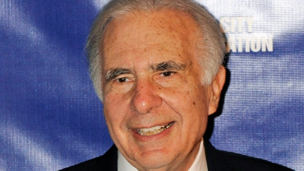 Republican presidential candidate Trump is right on economy — Icahn on CNBC