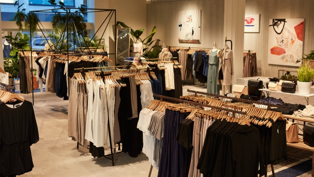 An Aritzia store in Toronto's Yorkdale shopping centre