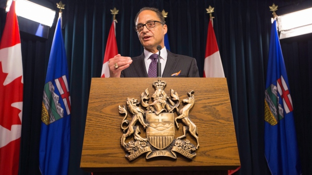 Alberta raises budget deficit by C$527 million after wildfire