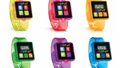 McDonald's Step-It activity wristbands