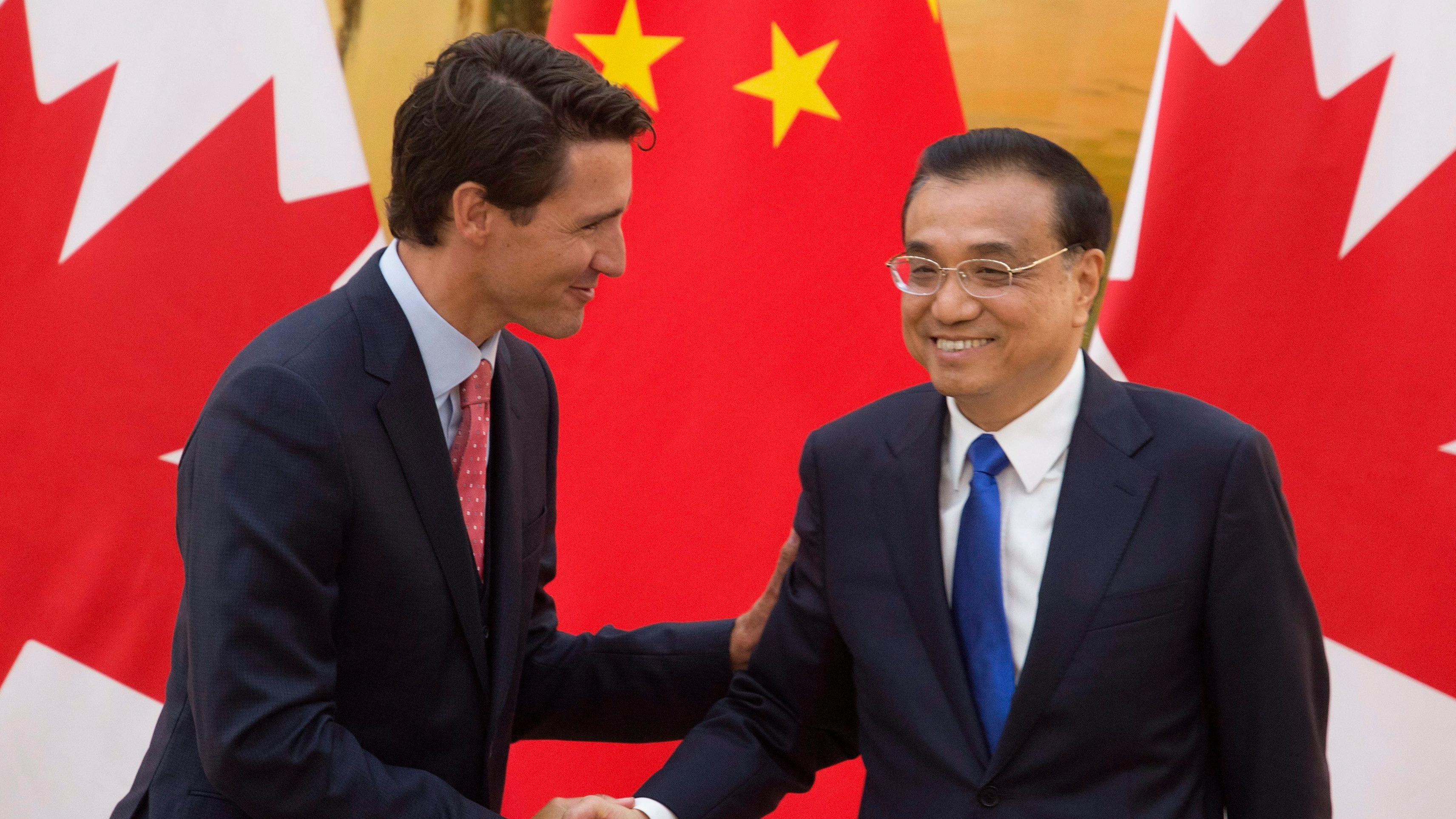 wyoff and china luquan negotiating a joint