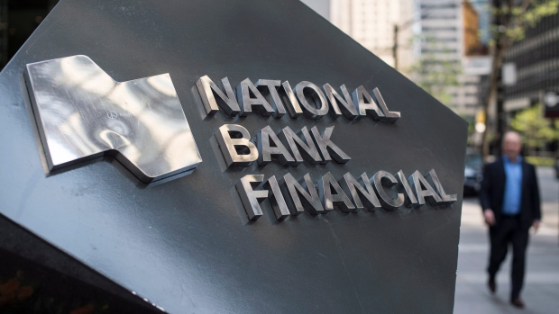 National Bank of Canada quarterly profit up 6 percent