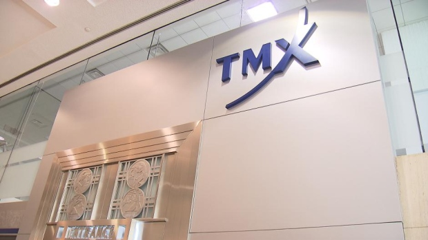 TMX Group TSX Toronto Stock Exchange