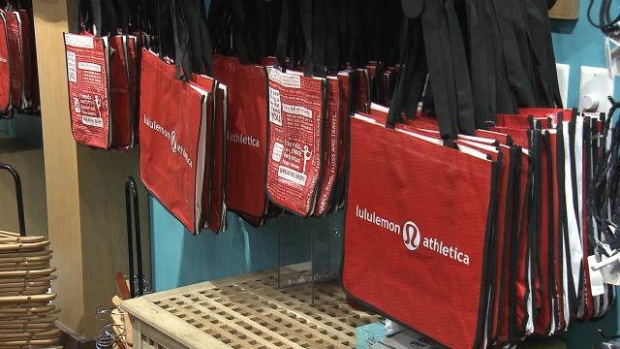 Lululemon athletica inc. (LULU) Trading Up 7.2% on Better-Than-Expected Earnings""
