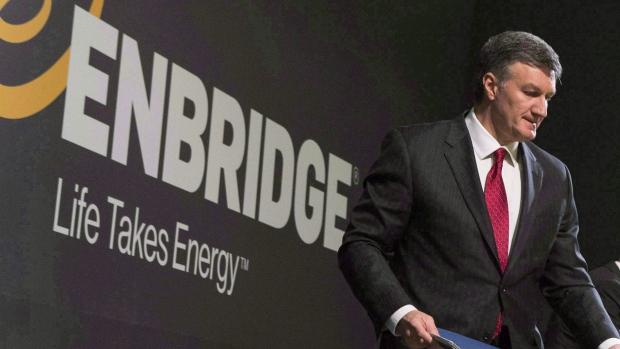 Enbridge merging with Spectra Energy in $28 billion deal
