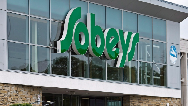 A Sobeys grocery store in Halifax