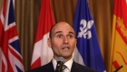 Jean-Yves Duclos, Minister responsible for Canada Mortgage and Housing Corporation
