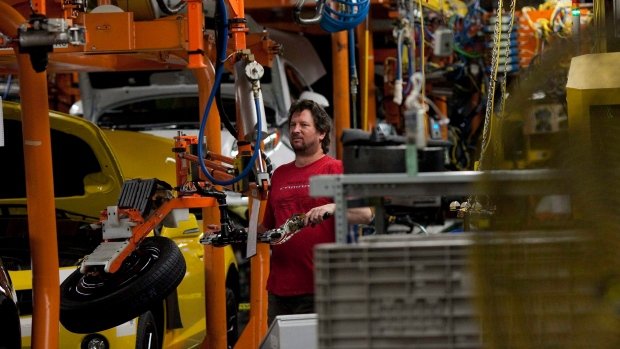 Canadian gross domestic product flat in February after hot start to 2017
