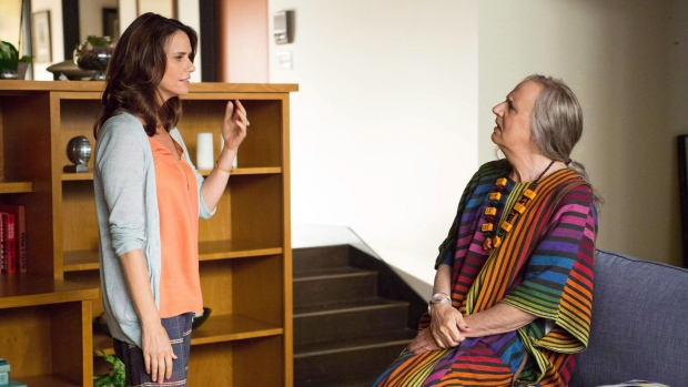 'Transparent' was streamed on Shomi, a service launched by Rogers and Shaw