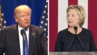 Donald Trump vs. Hilary Clinton