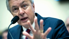 Wells Fargo CEO John Stumpf testifies on Capitol Hill in Washington