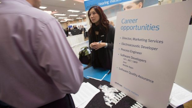 Canada sees job increase of 67000 in September