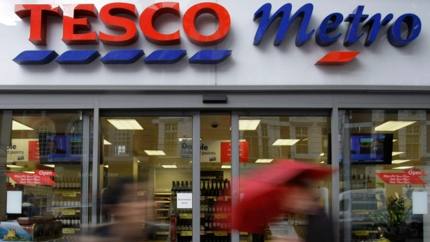 Tesco extends same-day grocery delivery to whole of U K