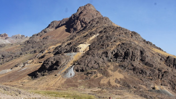 BCGold's Pucacorral project and San Mateo mine in the Lima region of Peru