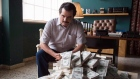Wagner Moura as Pablo Escobar in the Netflix original series 'Narcos'