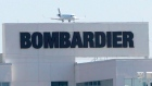 A Bombardier plant in Montreal