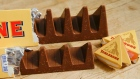 Toblerone changes its size
